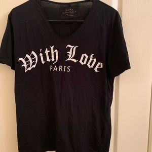 With Love Men's Shirt